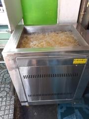 Hướng dẫn sử dụng bếp chiên tách dầu